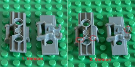 Lego Part Bluish Gray Technic Link Tread Wide With Two Pin bricker part lego 57518 technic link tread wide with