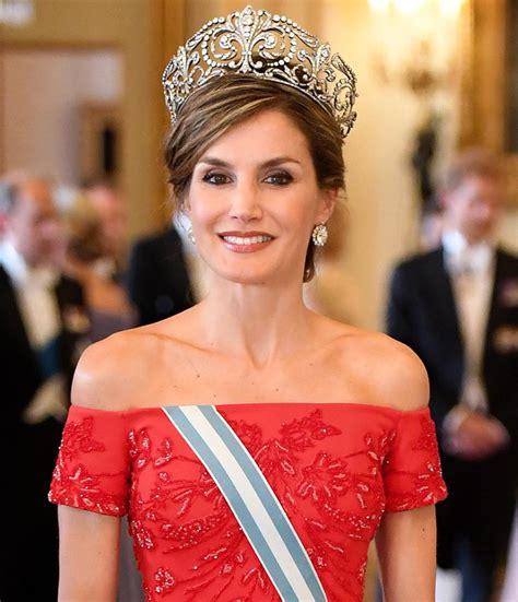 la reina de las la reina letizia de visita de estado en reino unido todos sus looks al detalle foto 1