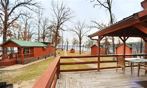 Port Of Kimberling Cabins lakeside marina resort in ozarks near branson groupon