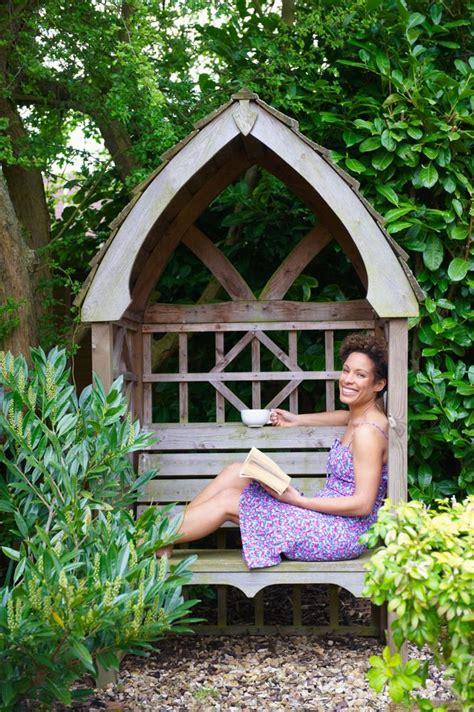 covered garden bench covered garden bench 8 ways to create a restful cozy