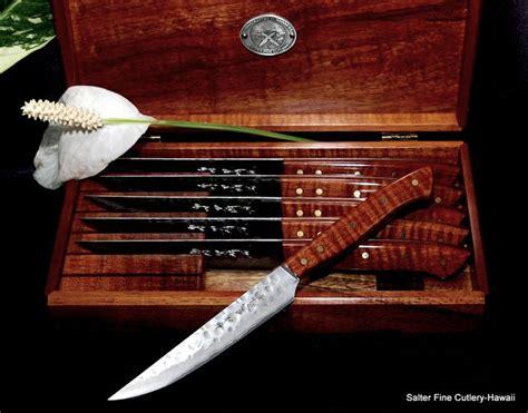 Handmade Steak Knives - 1000 images about handmade japanese knives on