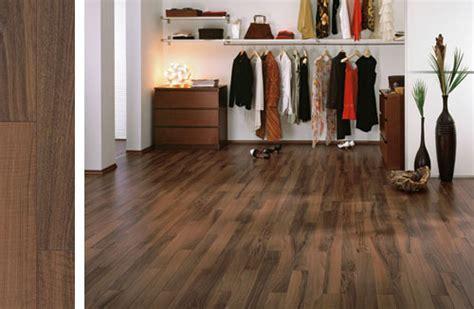 Feelwood Italian Walnut Laminate Flooring from Egger
