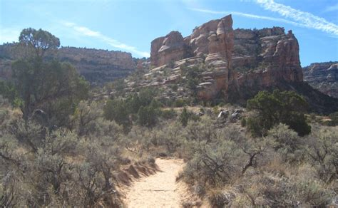 Devils Kitchen Trail devils kitchen trail in colorado national monument grand
