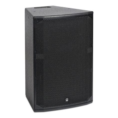 Speaker Turbosound turbosound dublin tcx 15 2 way 15 quot loudspeaker black at