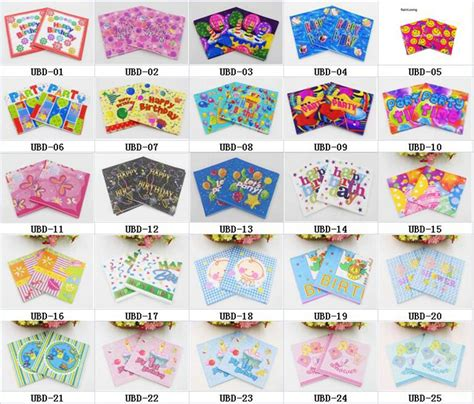 Decoupage Wholesale - aliexpress buy rainloong wholesale birthday