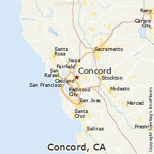 concord ca best places to live in concord california