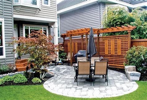 inexpensive backyard makeovers diy patios on a budget recipes healthy living home