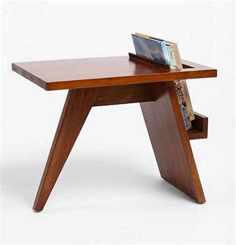 Readers End Table by Outfitters Moda Reader Side Table