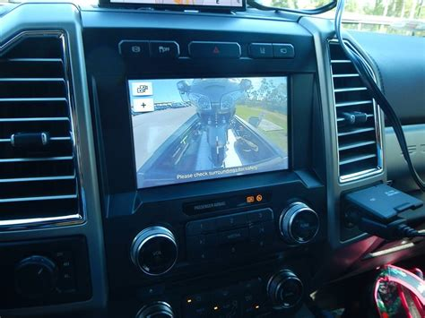 naviks ultimate trailer tow camera bypass  ford truck