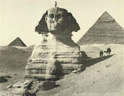 imagenes raras antiguas las c 225 maras secretas debajo de la esfinge antiguas