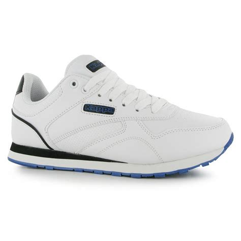 kappa sport shoes kappa mens persaro trainers lace up casual sports shoes