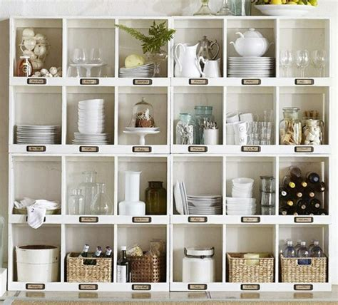 small kitchen cabinets with storage solutions