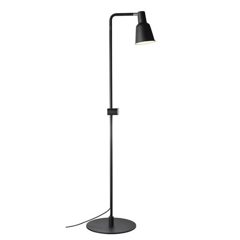 DFTP Nordlux Patton Floor Lamp Black