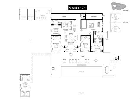 floor plans villa amarapura phuket