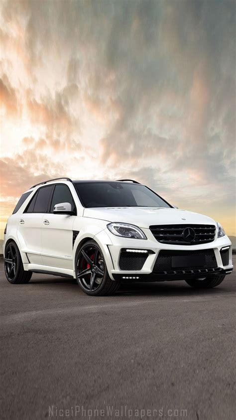Car Wallpaper For Iphone 6 Plus by Mercedes Ml63 Amg Iphone 6 6 Plus Wallpaper Cars