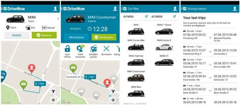Drivenow Auto Finden by Drivenow App Freeware De