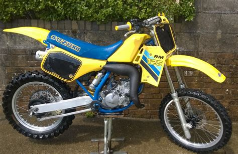 Suzuki Rm 125 Manual 1986 Rm 125 Images Frompo