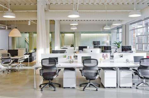 cool office cool office work space cubicles with white decor and