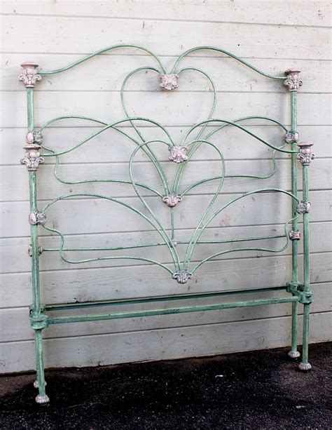 antique rod iron beds 17 best images about twin single size antique iron beds on