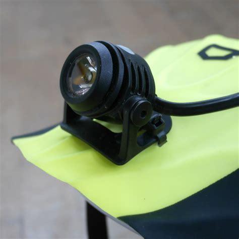 best helmet mounted light review lupine rotlicht auto brake light and neo headl