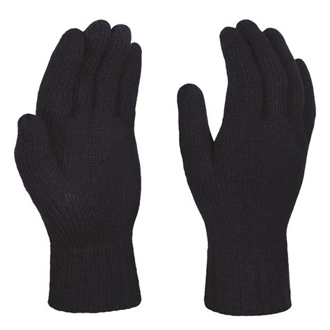 knitted gloves knitted gloves trg201 regatta