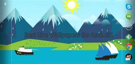 wallpaper alam for android 50 best free live wallpapers for android 2018 android