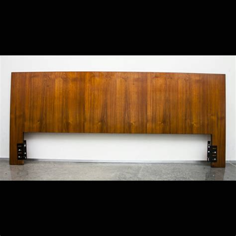 vintage danish modern bedroom furniture mid century danish modern teak headboard head frame