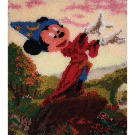 Disney Latch Hook Rugs - latch hook kit 27 quot x20 quot fantasia at joann