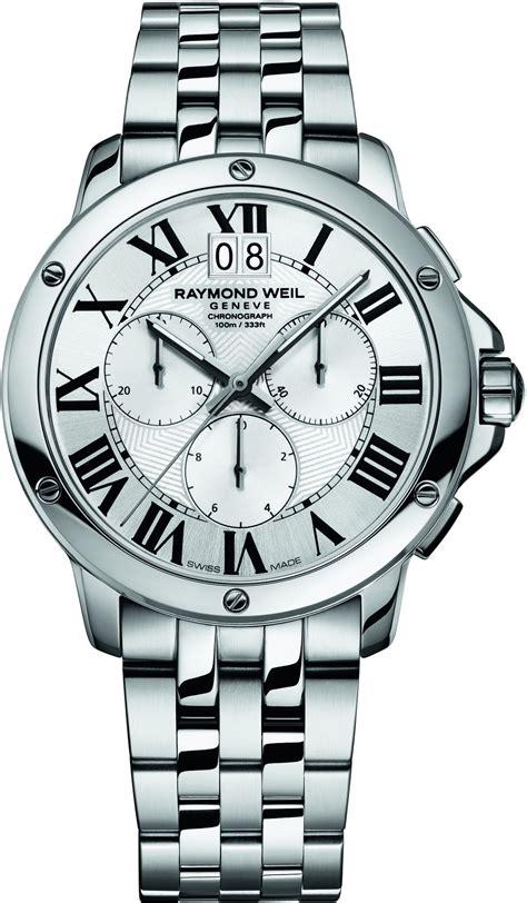 raymond weil chronograph bracelet