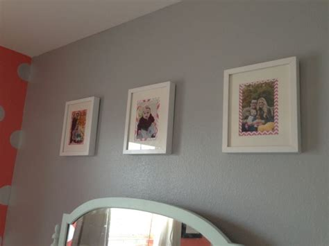 ikea frames polished silver paint by valspar hashtagmomlife