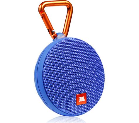 Jbl Clip Speaker Wireless buy jbl clip 2 portable bluetooth wireless speaker blue