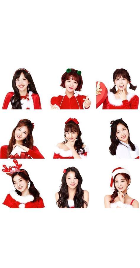 twice christmas twice wallpaper christmas twice kpop pinterest