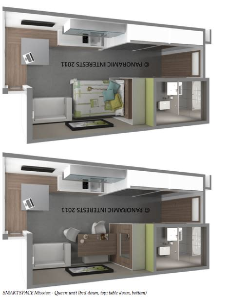 Micro Houses Micro Apartments A Tiny Solution To A Big Problem