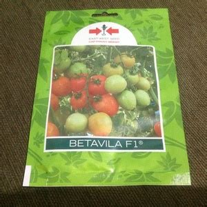 Benih Tomat Betavila jual benih tomat betavila isi 150 biji harga termurah