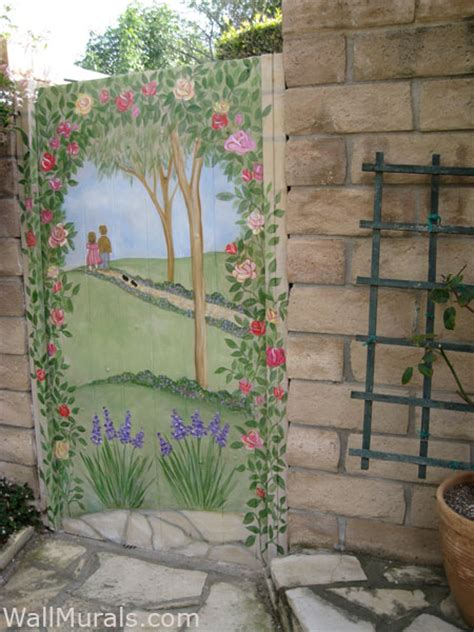 outside wall murals outside wall murals by colette murals painted outside