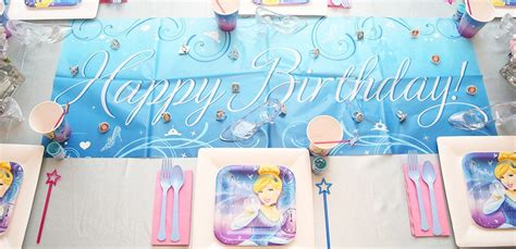 Decoration Hello Princess Hpa023 cinderella ideas disney princess at birthday in a box