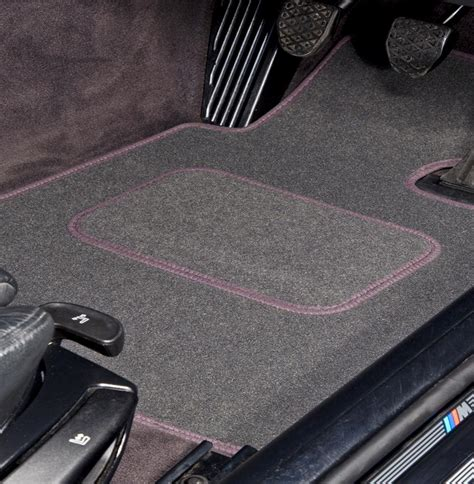 Vw Caddy Mats by Vw Caddy Maxi Tailored Floor Mats 2004 On Genuine