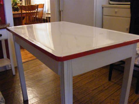 kitchen table top enamel top kitchen table gul