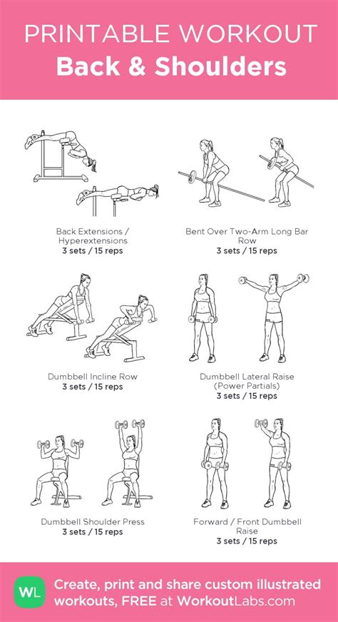 printable exercise workouts 17 best images about upperbody workouts on pinterest