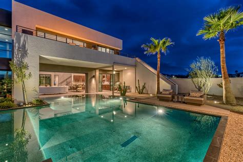 blue heron luxury homes las vegas