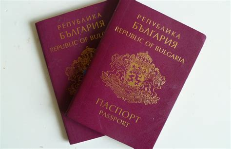consolato italiano in bulgaria bulgarian passport cittadinanza italiana