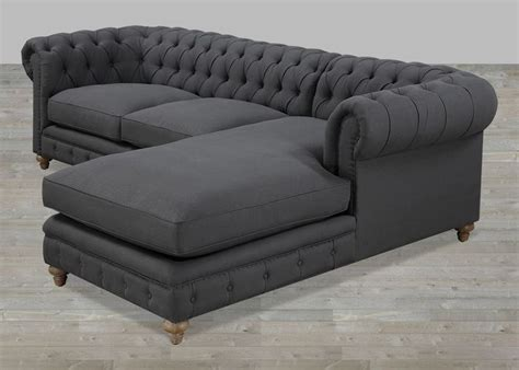 Tufted Sofa Sectional Best 25 Tufted Sectional Sofa Ideas On Tufted Sectional Sectional Sofa And U