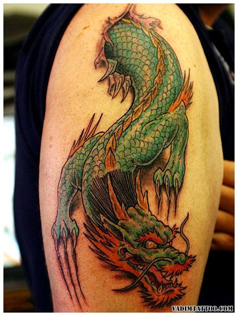 chinese dragon tattoo meaning best 25 tattoos ideas on