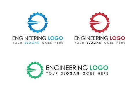 free logo design engineering engineering logo template by kazierfan wrapbootstrap