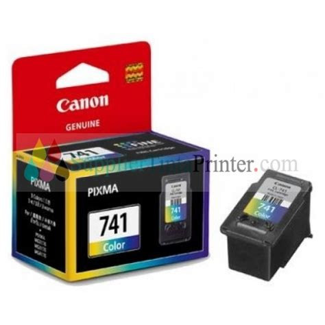 Tinta Canon Cl 751 Colour Original canon colour ink cartridge cl 741