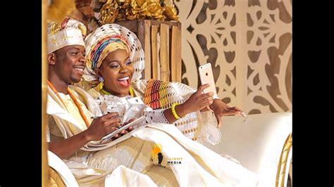 omowumi abimbola a yoruba traditional wedding