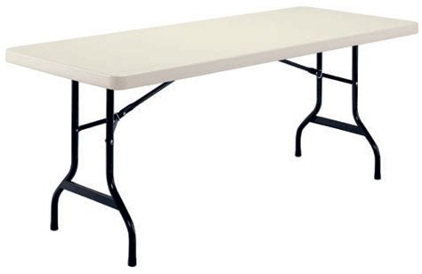awesome Foldable Dining Table With Chairs #9: plastic_rectangular_foldingtable.gif