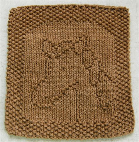 knitting pattern horse motif free knitting pattern for pete the horse cloth or bib