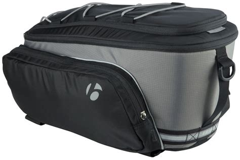 bontrager rear trunk deluxe bag fitzgerald s bicycles
