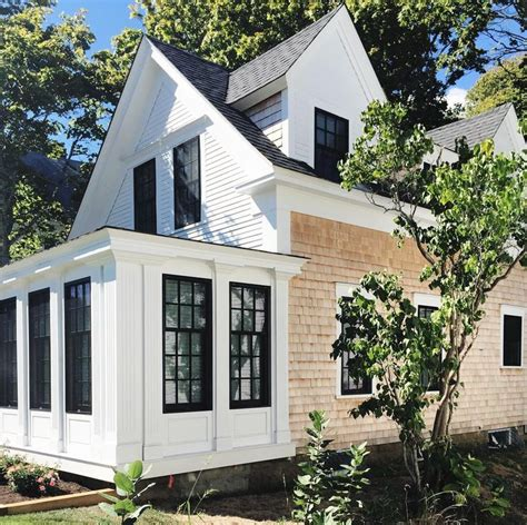 Cape Code Fassade by Best 25 Cape Cod Houses Ideas On Cottage Home